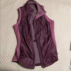 lululemon running vest size 10